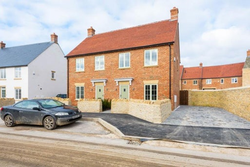 Parsons Drive, Woodstock, Oxfordshire, OX20
