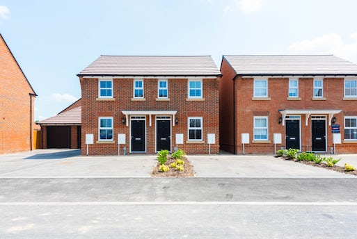 Queens Row, Grove, Wantage, Oxfordshire, OX12